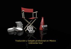 doblaje en México